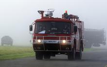 Airport Runway Fires - credit Bob Bob